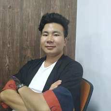設計師米鐘青