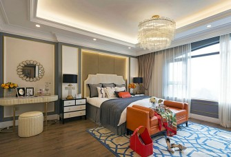 140平现代风格,通过细节打造家居魅力