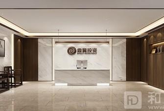 傣妹总部办公室装修设计