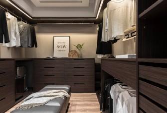 现代三居室,明亮舒适的简约空间 