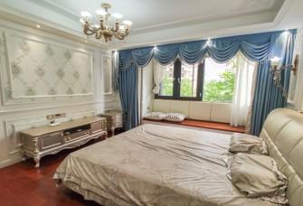 170㎡轻奢复古欧式风,一个完美的家!