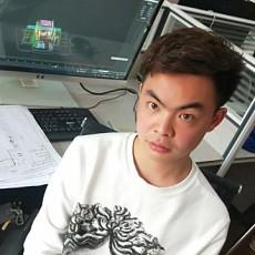 设计师胡锦宇