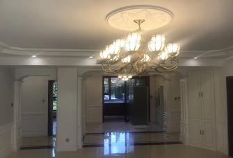 凤凰国际小区欧式豪华装修风格