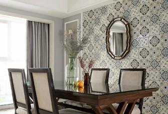 新中式风格 四室二厅 200平