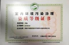 淮南市綠雅居室內環境凈化服務有限公司