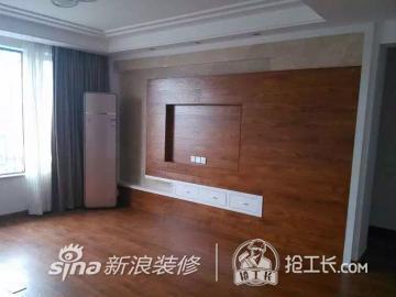 省委宿舍楼现代简约的木色居所 6