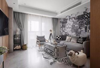 复古北欧,舒适有品味的两居室!
