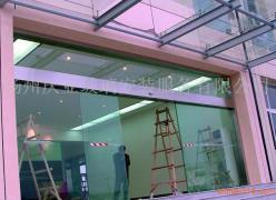 扬州庆亚玻璃移门
