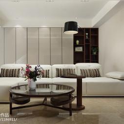 舒适现代风格休闲区设计