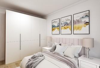 56平小戶型簡單實用的生活空間