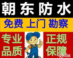 上饶市朝东防水工程有限公司