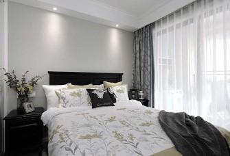 80平米美式风格二居室