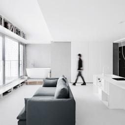 Urban Island现代小户型客厅图片