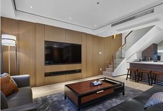 独栋别墅的现代混搭风格