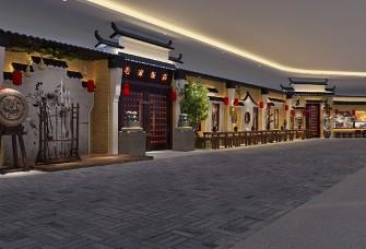 广东顺德中式毛家饭店
