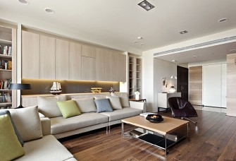 丢掉传统衣柜和床,打造舒适实用度满分卧室