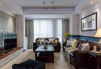 客厅沙发比远方的景区更具诱惑!