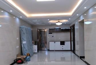 92平米,現代簡約風格,兩廳三房雙衛生間