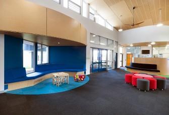 色彩丰富的幼儿园设计