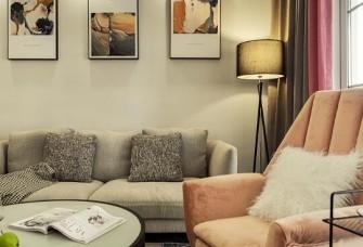 120平米家居 充滿簡約風格的居住空間