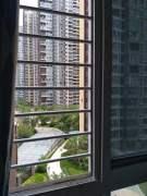 西安专业封阳台 阳光房断桥塑钢铝合金门窗 防护网防盗窗_4