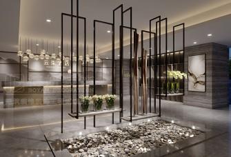 蕭山酒店裝修設計案例