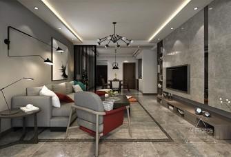 现代主义三居室,打造一见倾心的惬意生活。