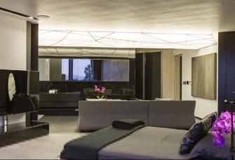 140平米灰色系现代风格|敲棋