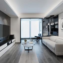 高品質現代客廳設計圖