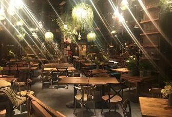 廣州蘿崗胡桃里音樂餐廳