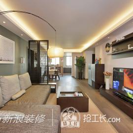 中式两居装修57