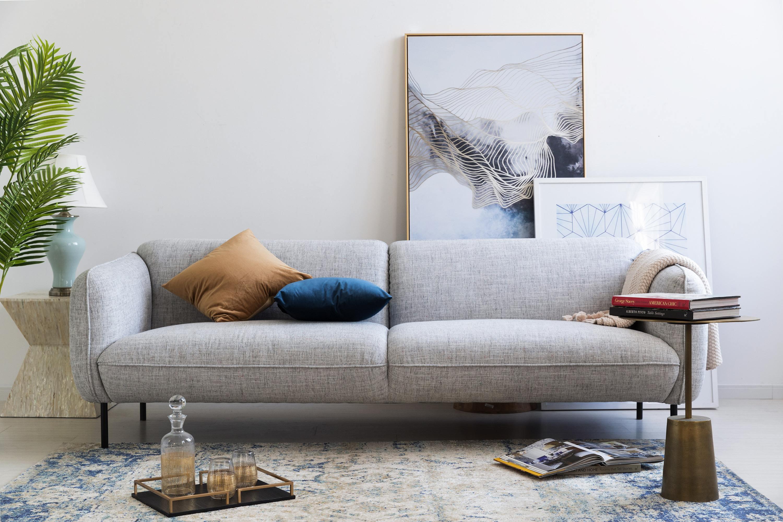 有格調的沙發背景墻19