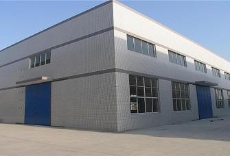 4800平方米厂房装修案例