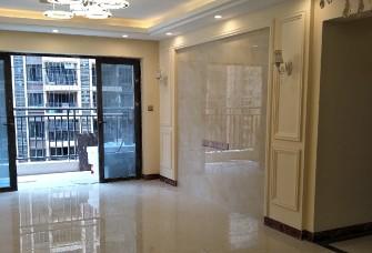 90平米現代簡約風格,兩廳三房雙衛生間