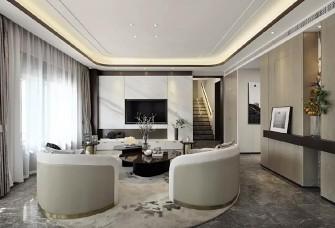 247㎡现代轻奢风格,设计带来品质生活