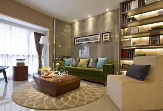 50平米现代简约风格精品公寓