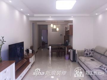 60平米简约风格一居室52