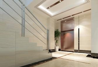 办公大楼楼梯改造