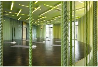 绿色心情—怡然瑜伽