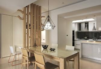 110平米港式現代兩居室