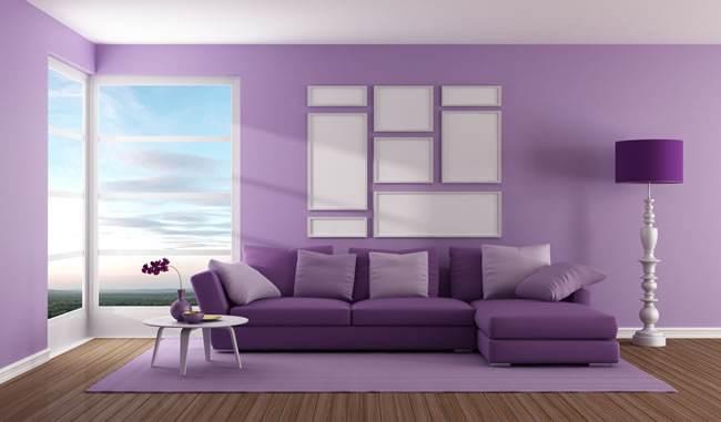 120方紫色魅力四居室52