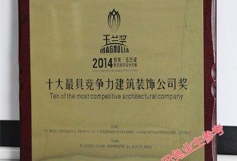扬州鼎联建筑装饰有限公司资质证明