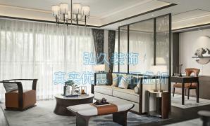 家庭精装、别墅店面、厂房公司、旧房翻新免费设计报价_6