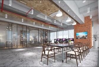 萬達廣場寫字樓辦公室設計