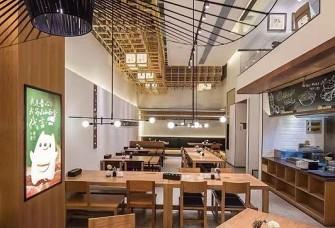 廣州市天河區廣場餐廳裝修項目