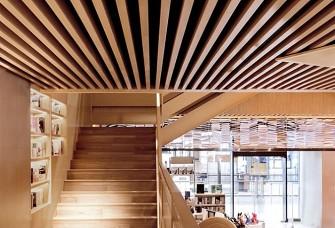 圖書館大樓精裝效果圖