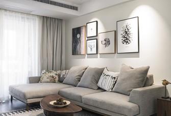 118㎡三居|灰、白与木色下的精致舒适