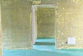墙地固粉刷25
