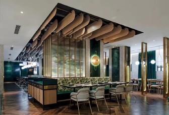 南京北路現代風格餐廳