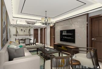 寶華 四季金輝新中式設計方案